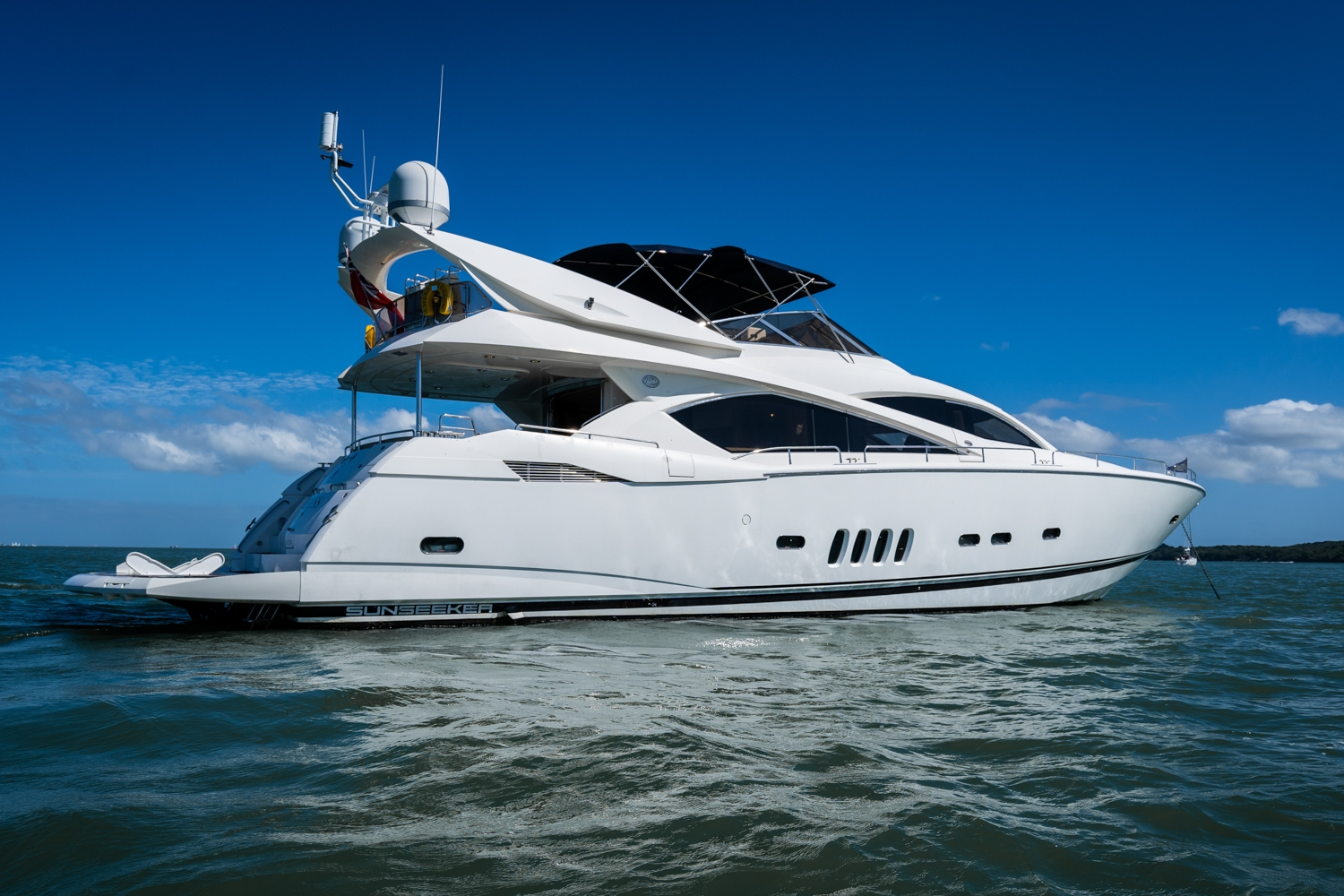 Sunseeker 82´ Luxury Yacht