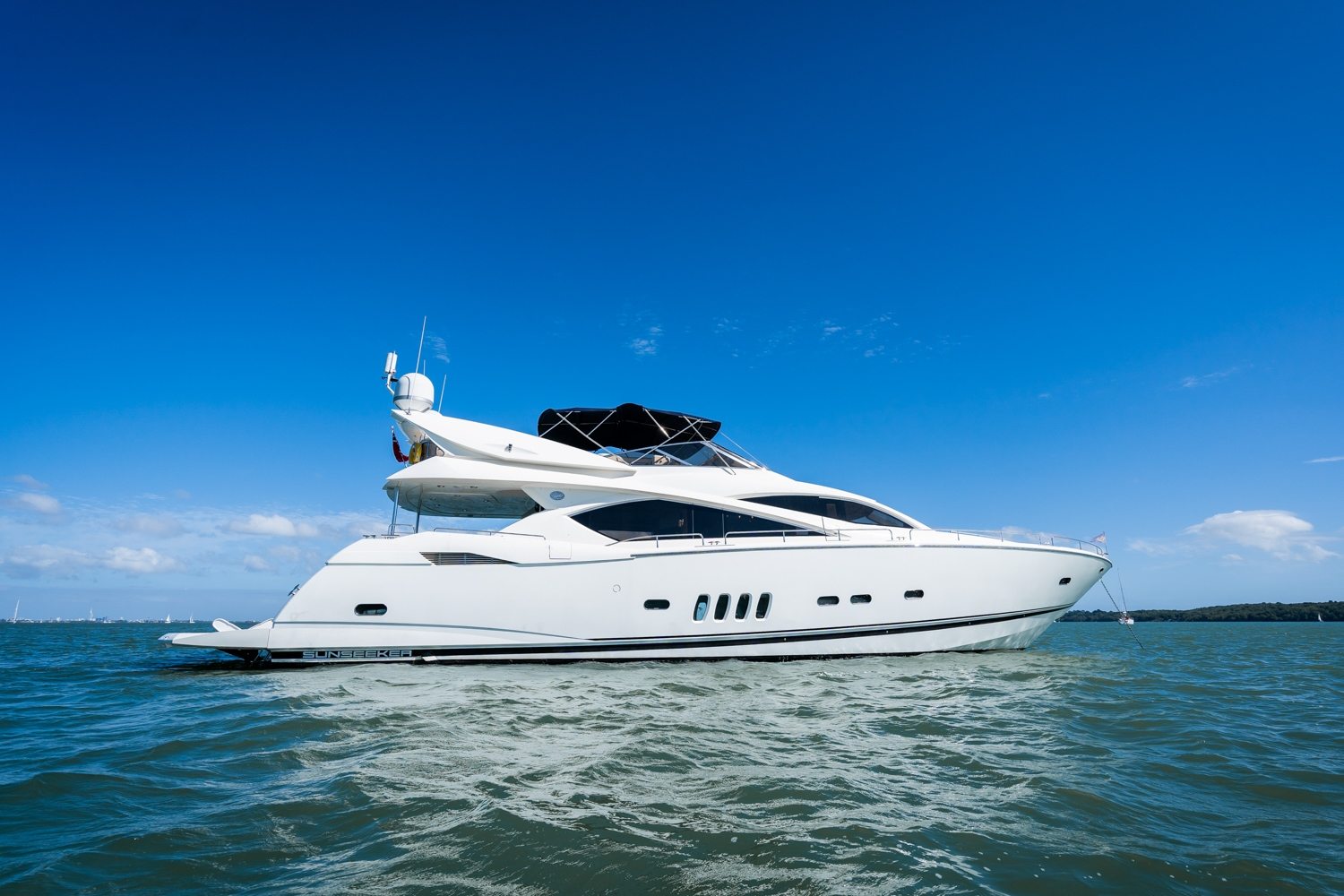 Sunseeker Yacht Charter Chess