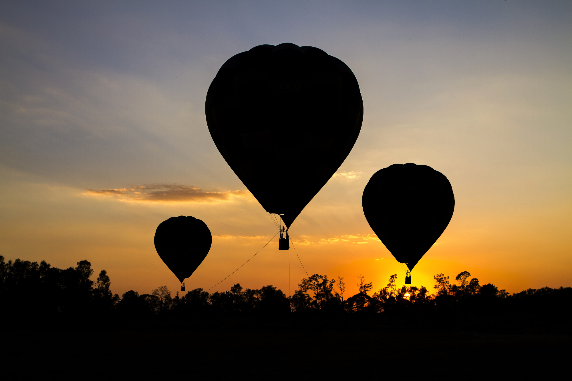 Algarve Balloon Ride