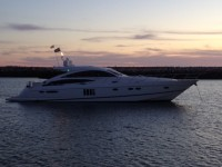 YACHT A PRINCESS V70