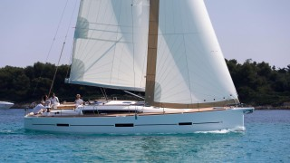 Sailing - DUFOUR 460 GRAND LARGE